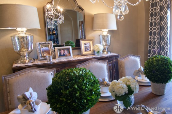 A Well Dressed Home Dining Room Make Over 4