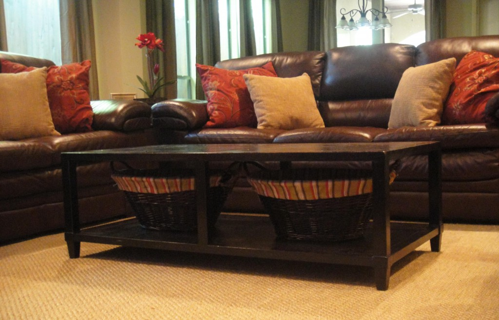 Tony Coffee Table Storage
