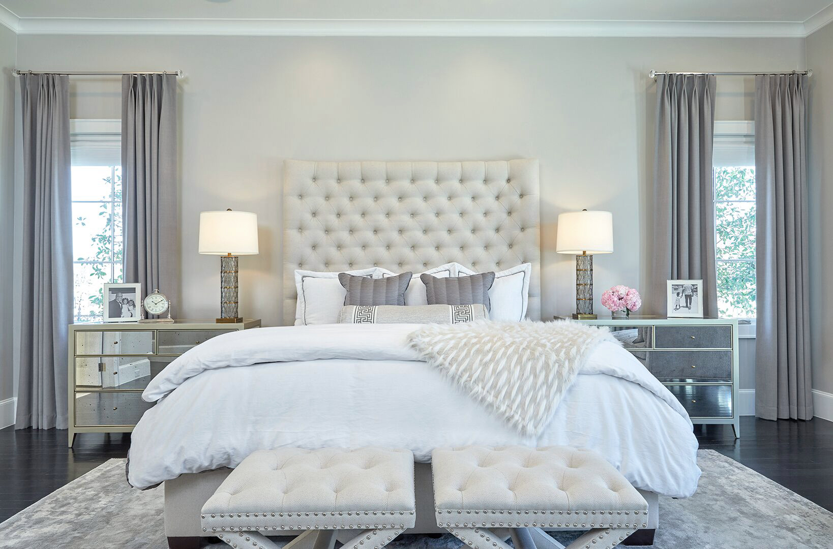 Master Bedrooms A Well Dressed Home