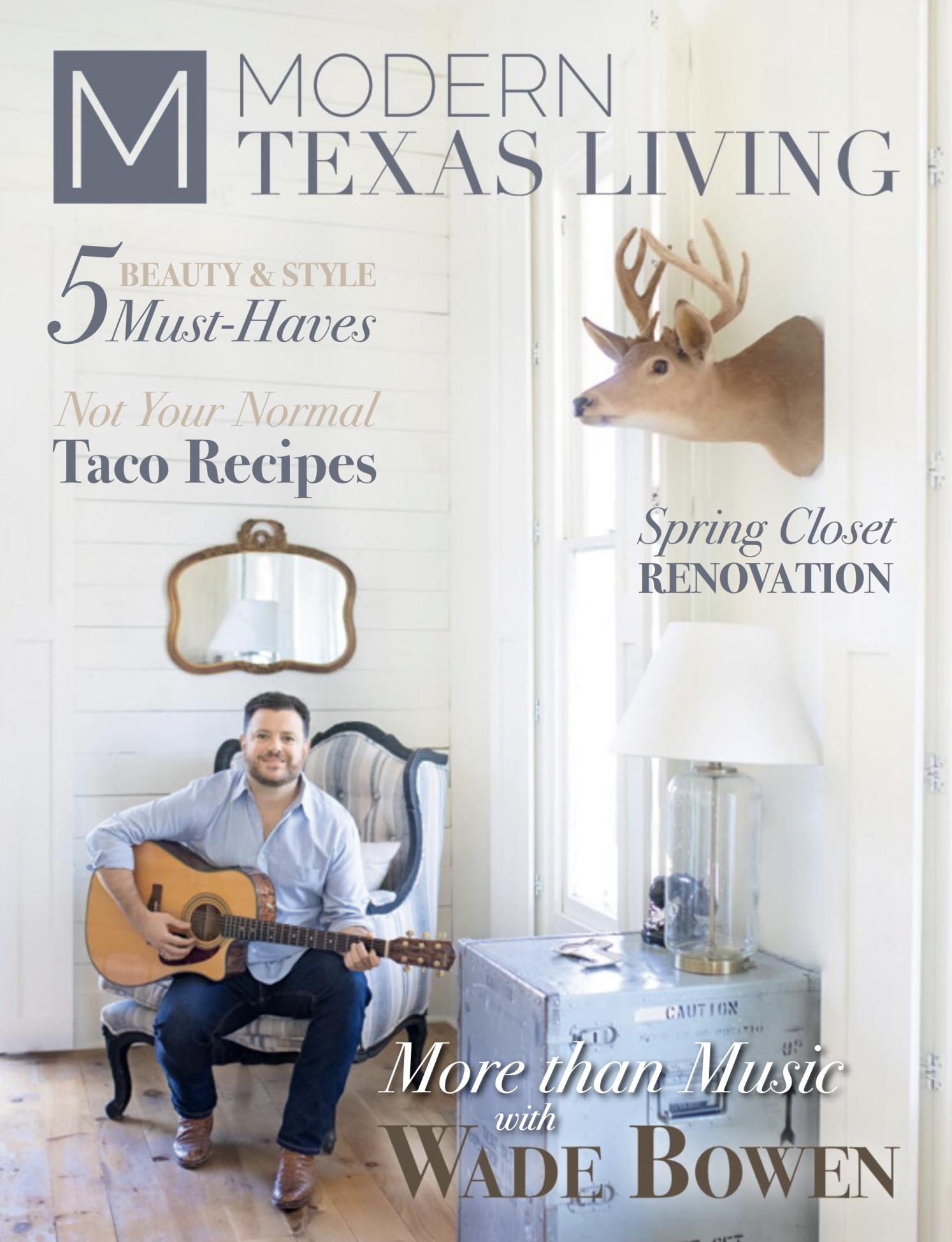 Modern Texas Living -  A Breath of Fresh Air '19