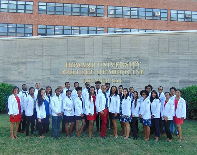 We are pleased to present  Howard College of Medicine's Class of 2020 EBoard members! Join us as we courageously stride towards a path where we live to serve you, our fellow class, and the underserved community.  #hucm2020 #hucm #medschool