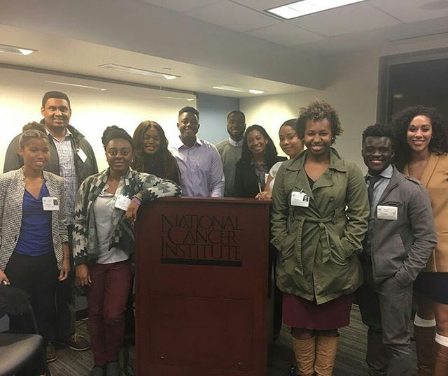 Today, HUCM Class of 2020 were given the opportunity to participate at National Institutes of Health (NIH) to learn more about NIH medical student research.
