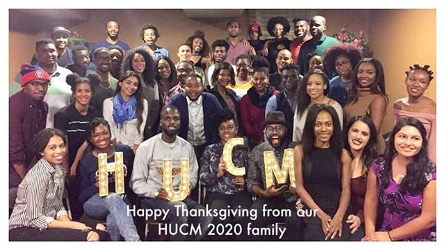 Thanks to everyone for coming out to our Friendsgiving weekend! So thankful to have an amazing class! Stay tune for more activities in the month of December! #hucm2020 #howarduniversity