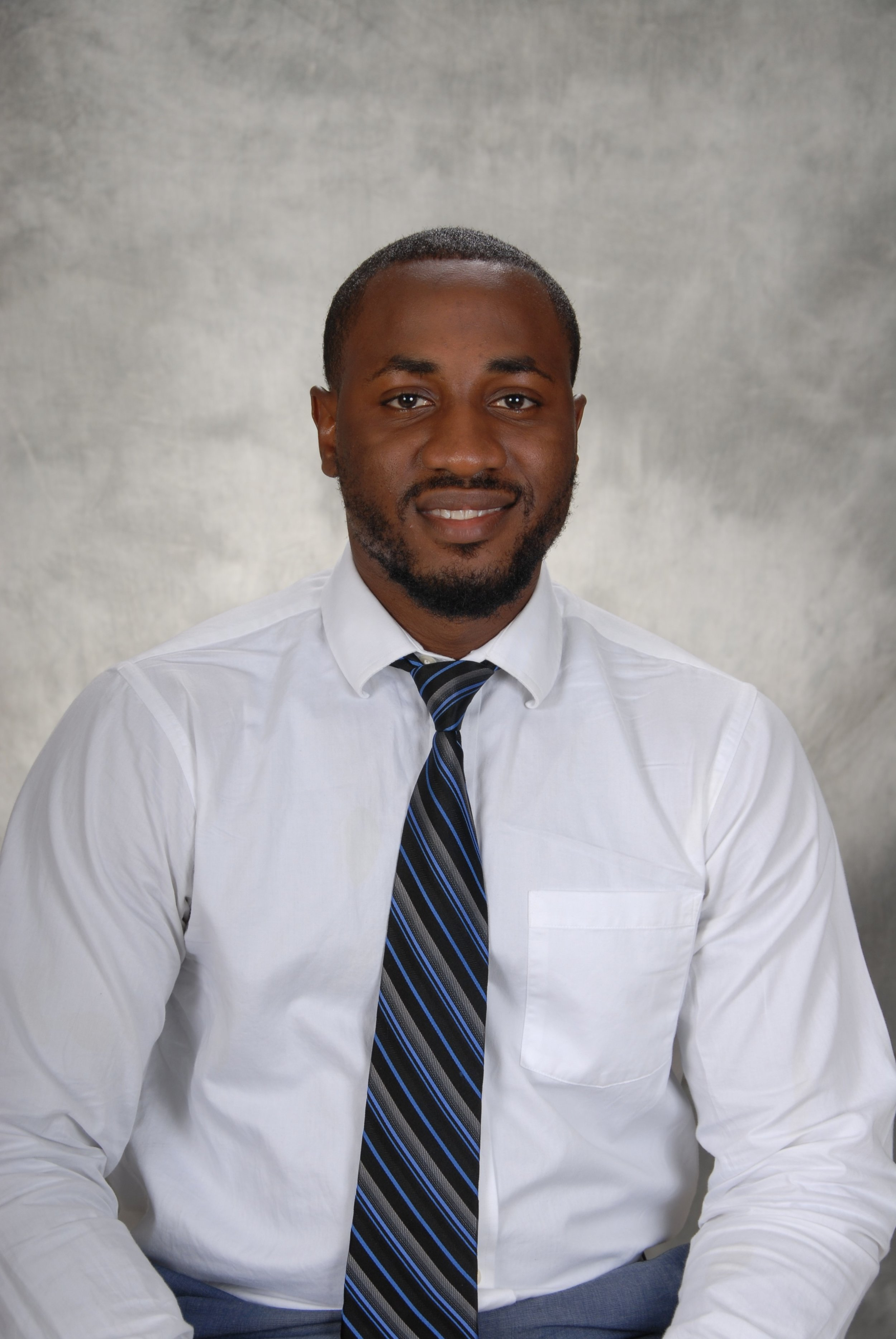Daniel Ayorinde - VP of International Affairs