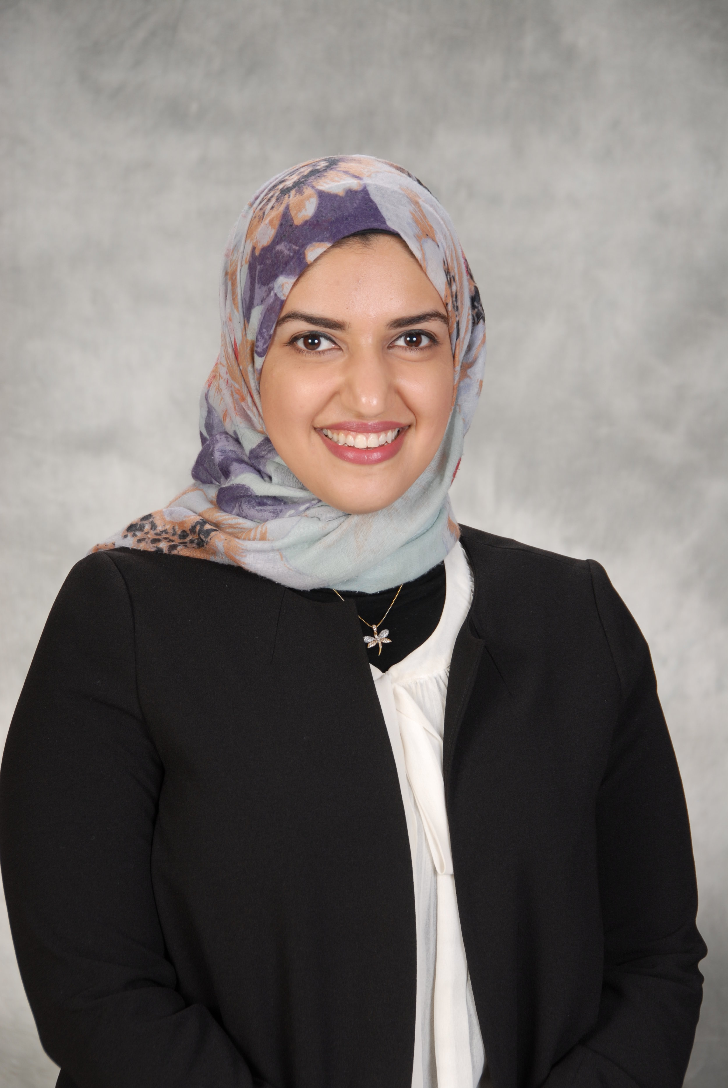 Amal Al Ebrahim - VP of International Affairs