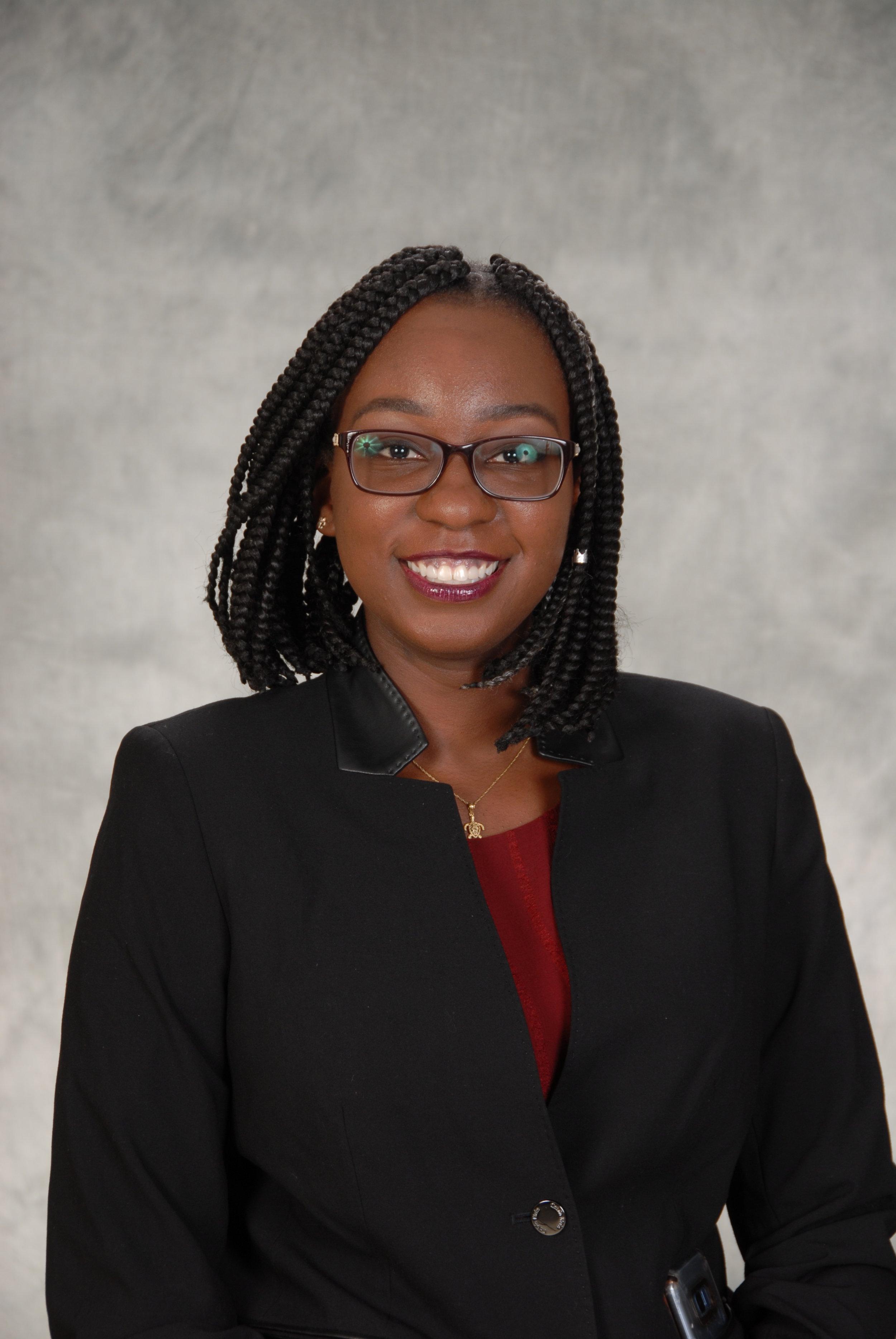 JaNiece Walker - Parlimentarian
