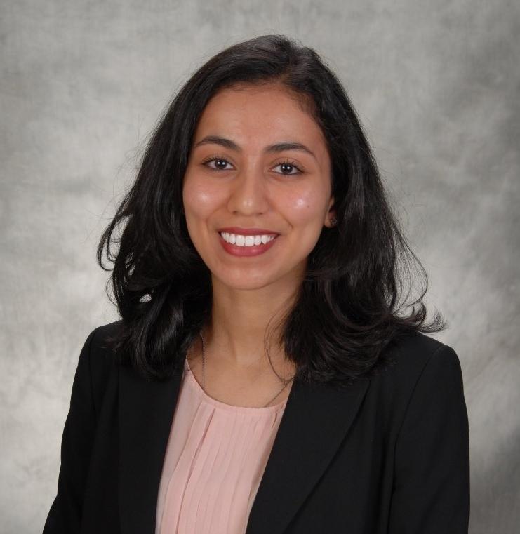 Yasmeen Nabhani - Social Media Coordinator    Class of 2021