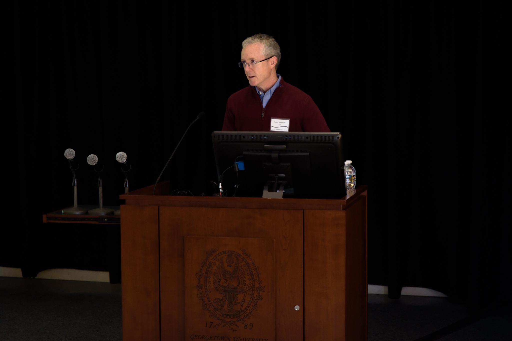 Dr. Robert Liddell