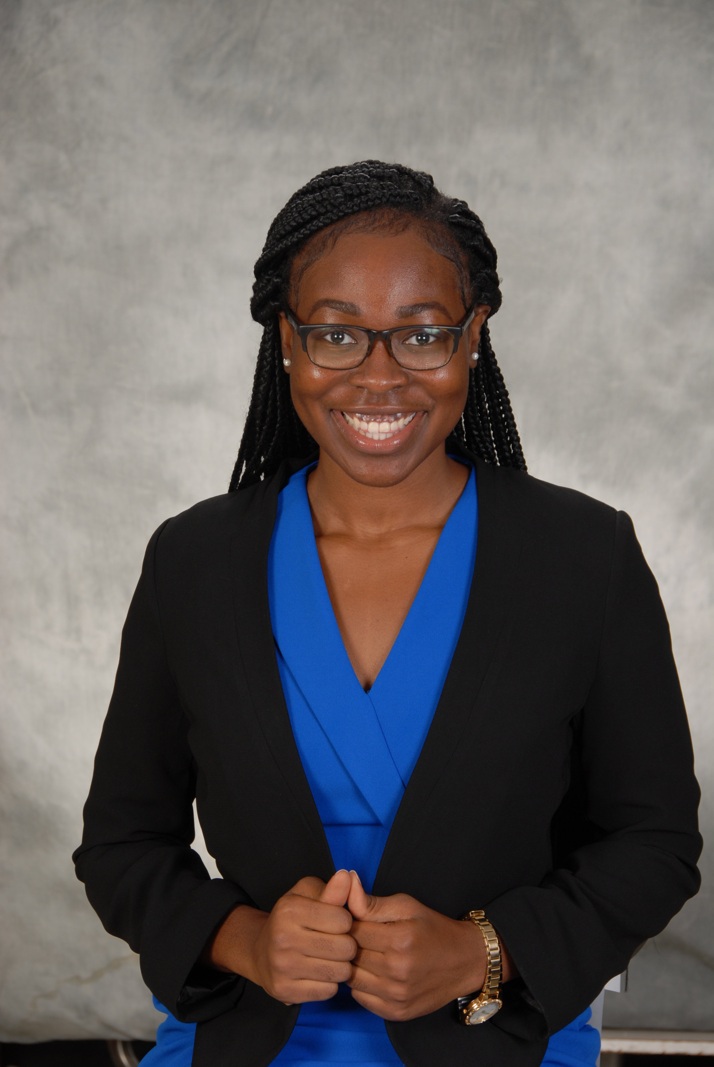 Naa Sey - VP of Student Wellness