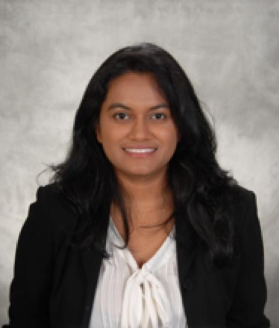 Apurva Chopade - Treasurer    Class of 2021
