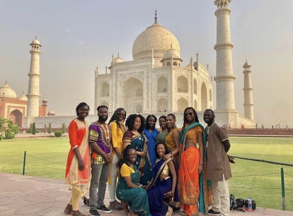 2019 IMIG TripNew Delhi, India - At the beginning of the summer, 14 members from HUCM2022 travelled to New Delhi, India as part of a medical mission trip in partnership with HUCM IMIG and the International Volunteer Headquarter. As student doctors, we were able to apply the clinical knowledge we gained during our first year at Howard to real patients. Through our volunteerism, we aided in providing health services to rural populations of New Delhi. The experience was eye-opening, humbling and has helped to further underscore the reasons why each of us chose Medicine. We are so grateful for the opportunity and can truly say India was incredible!