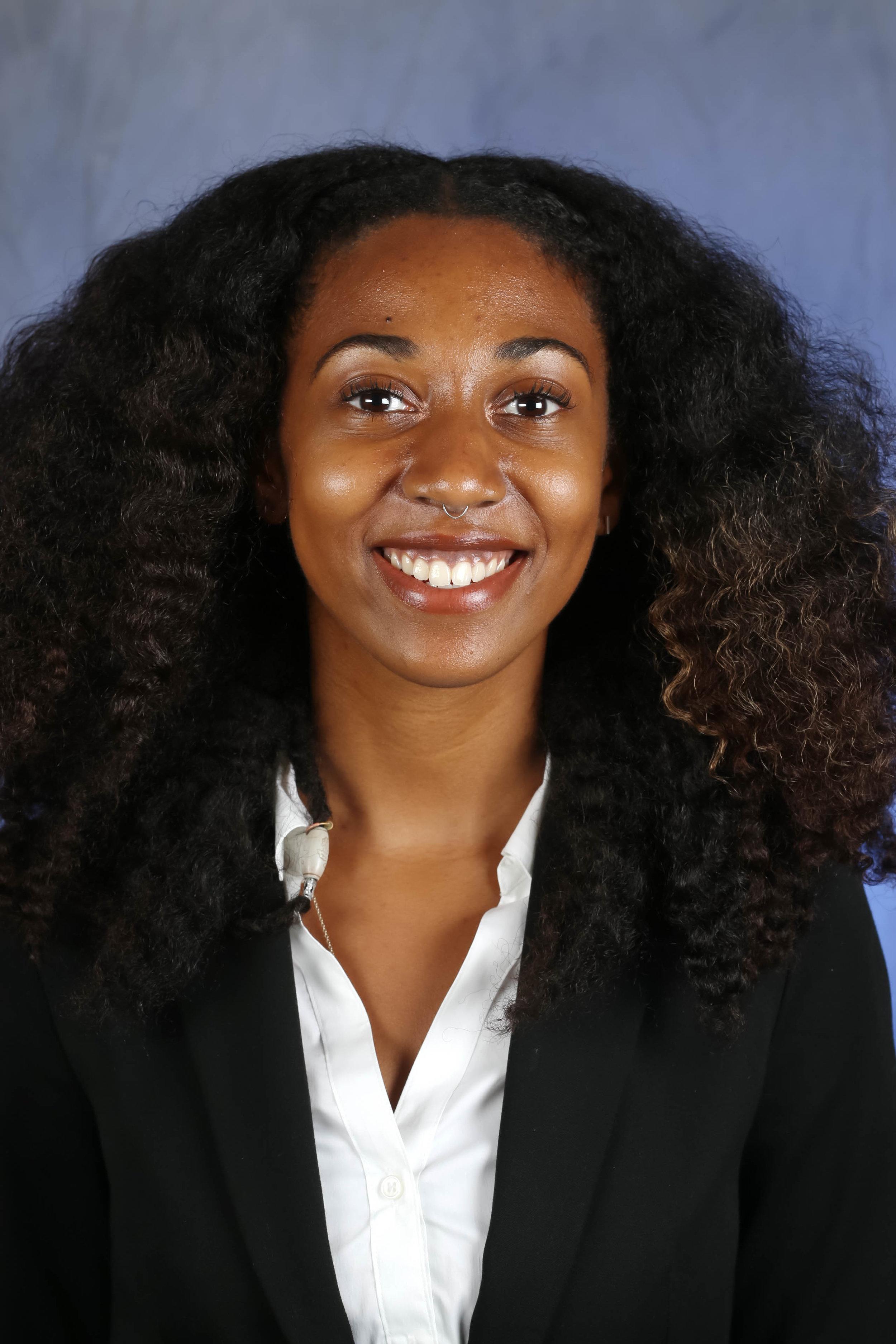 Zari Watts - VP of Student Wellness