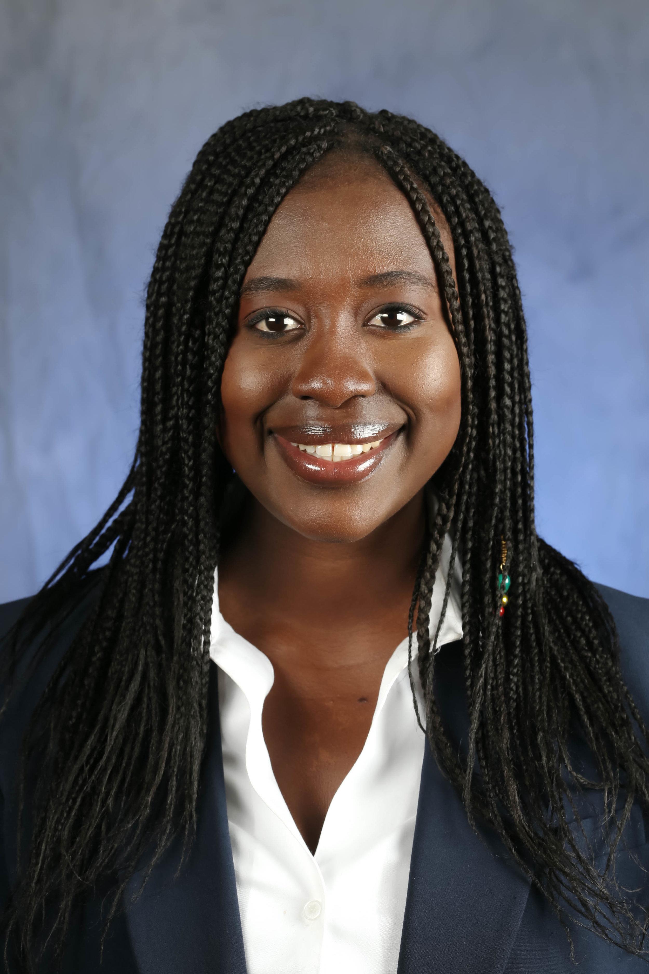 Fatou Tine - VP of Student Wellness