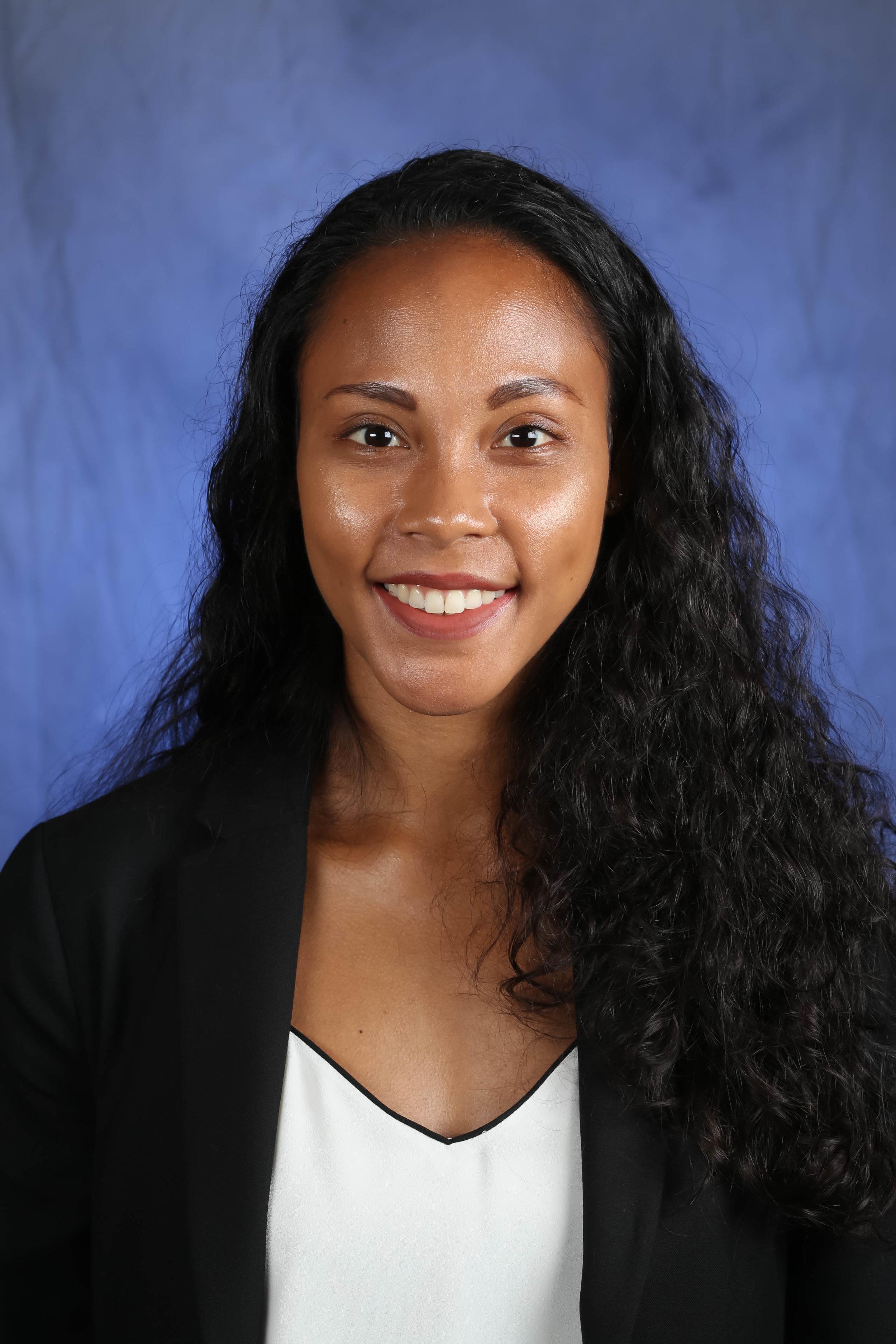 Sierra Simmons - VP of Community Service
