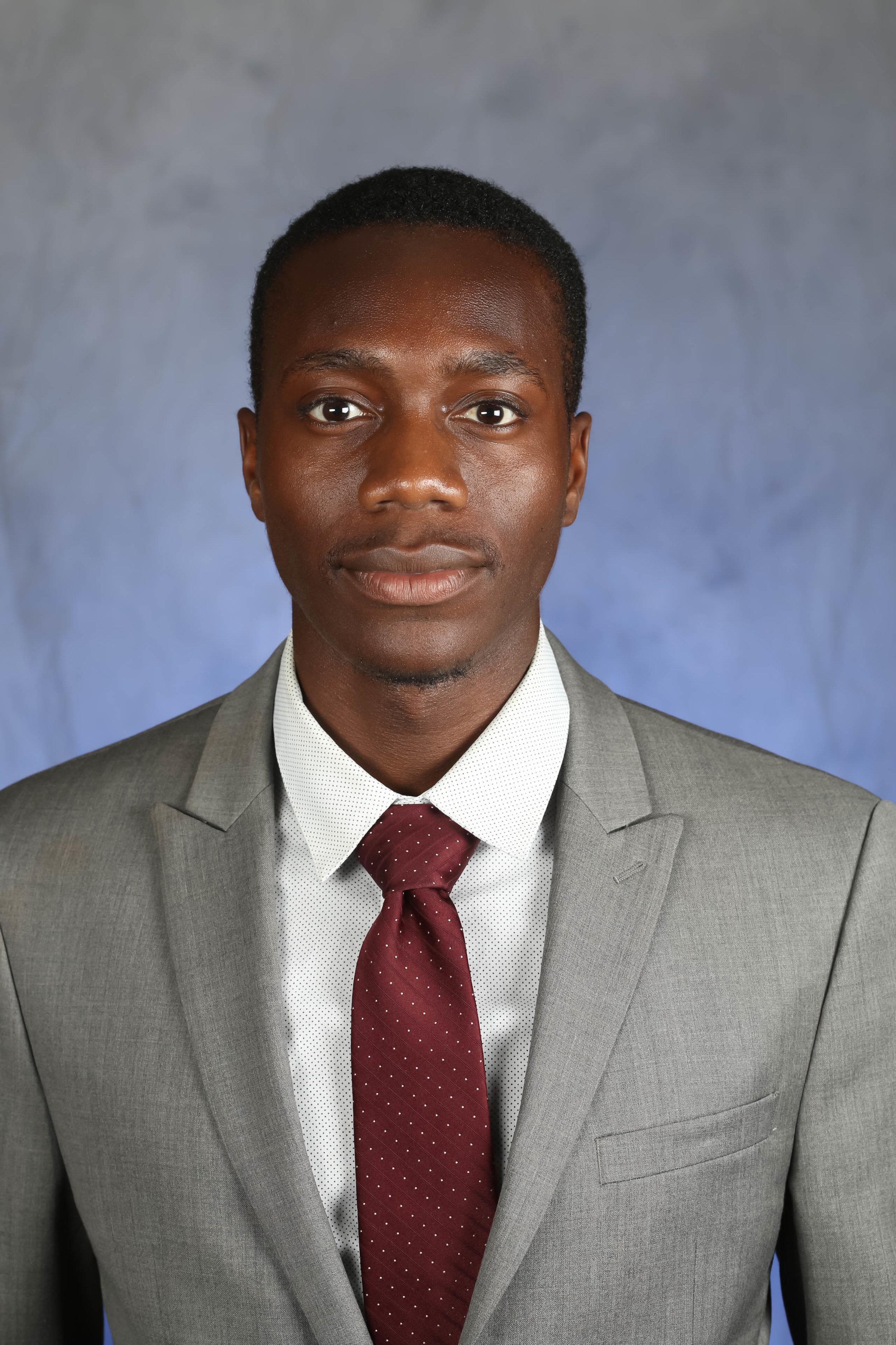 Thomas Obisesan - Head Notetaker & VP of Fundraising