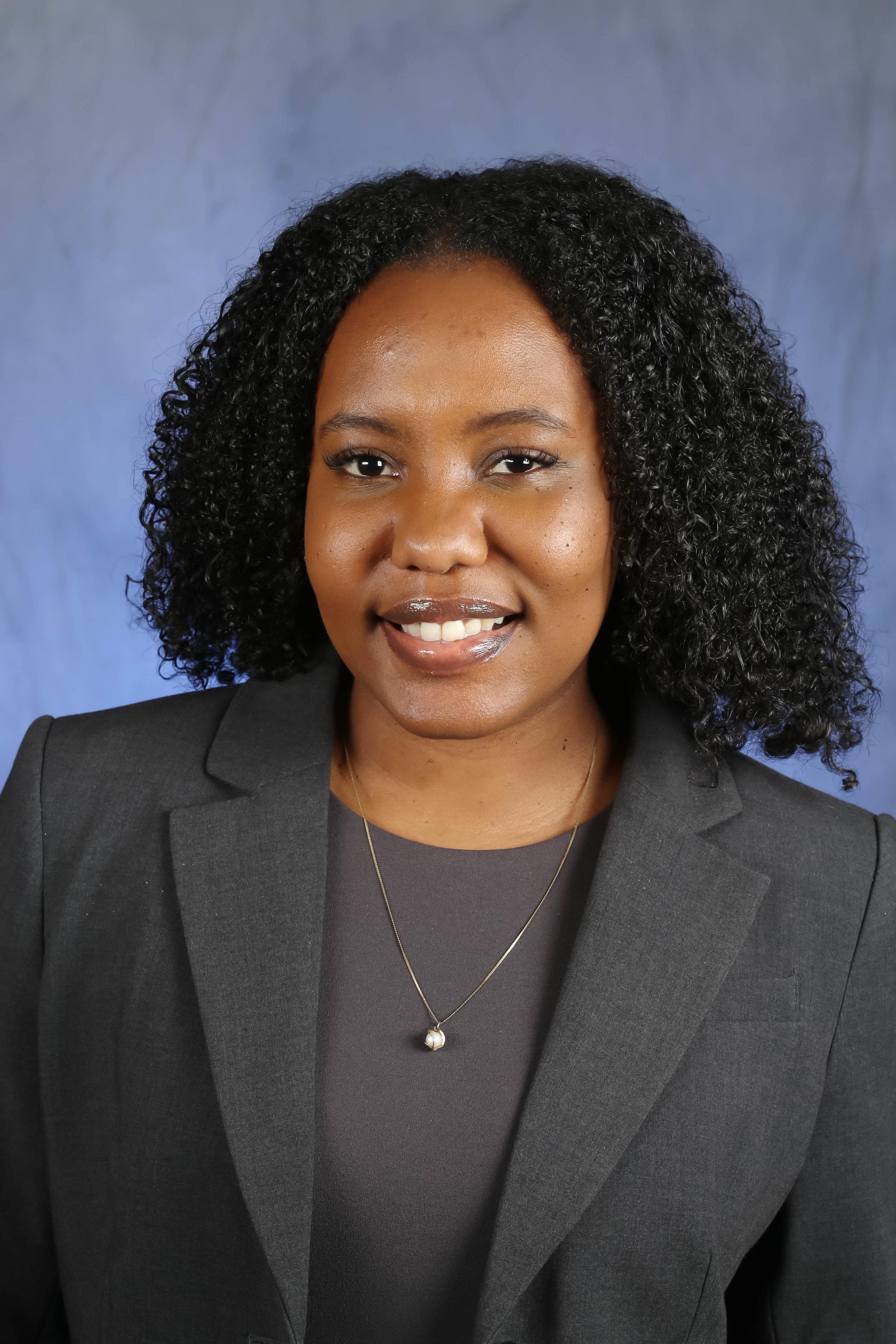 Kherah Rawlins - Admission Committee Representative