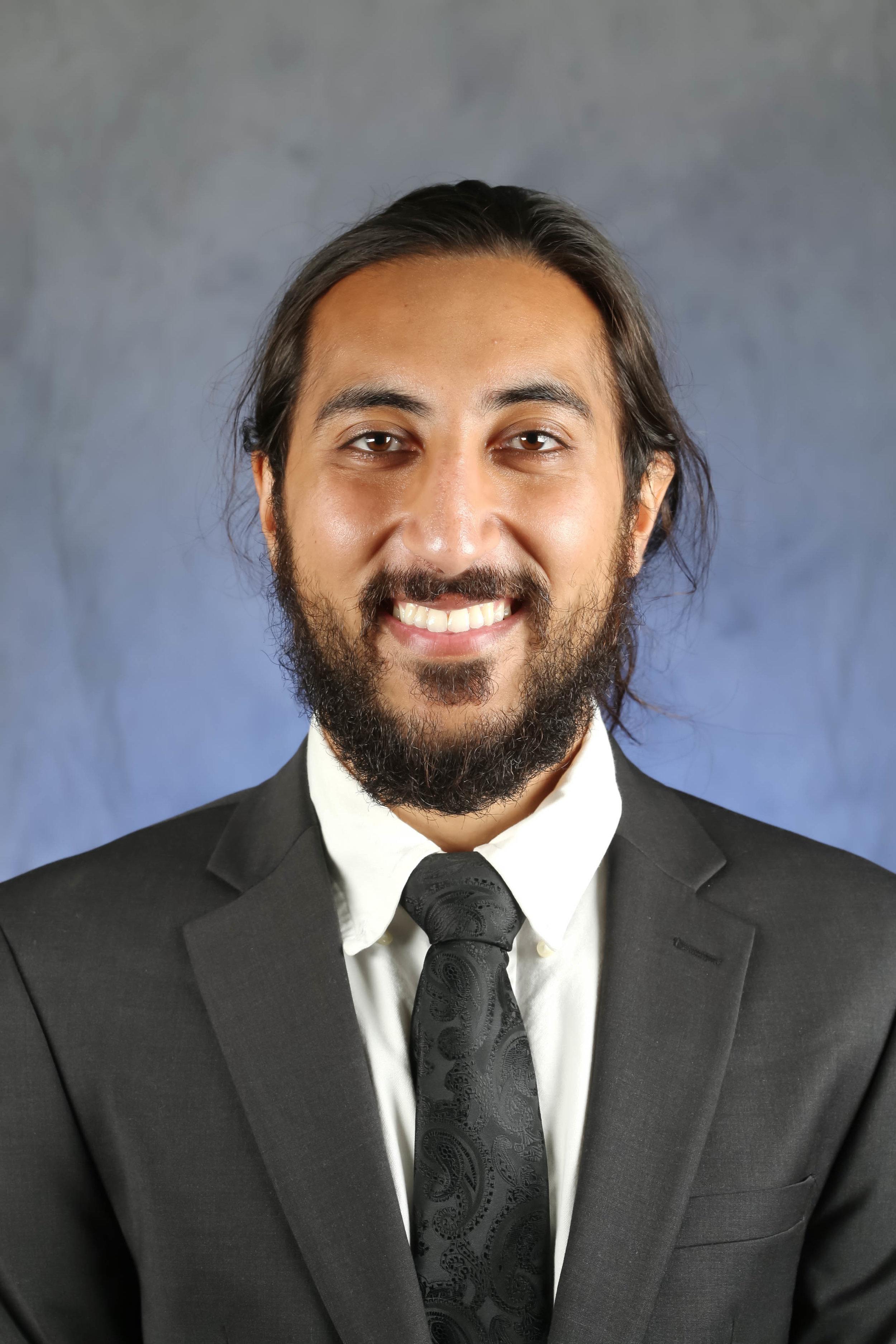 Sanjum Singh - VP of Fundraising