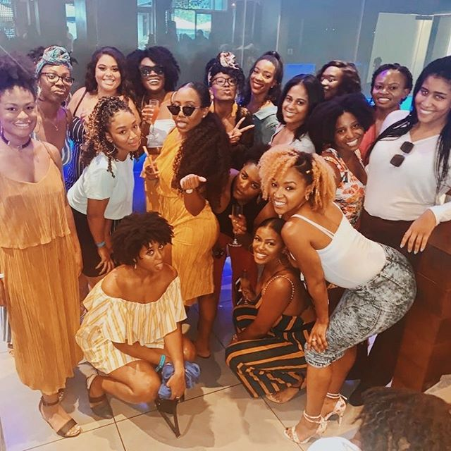 """𝟎𝟗-𝟐𝟗-𝟏𝟗  End of Unit 1 and the lovely women of HUCM 2023 celebrated with an """"exclusive"""" aka no men allowed women's brunch at @barcodedc !  #BrunchAndBanter #2023Family"""