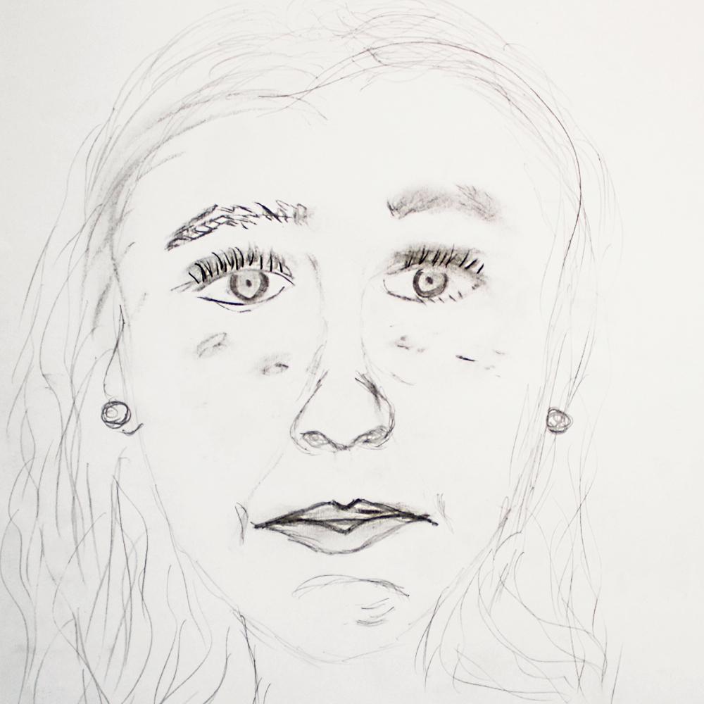 Autorretrato Maritza