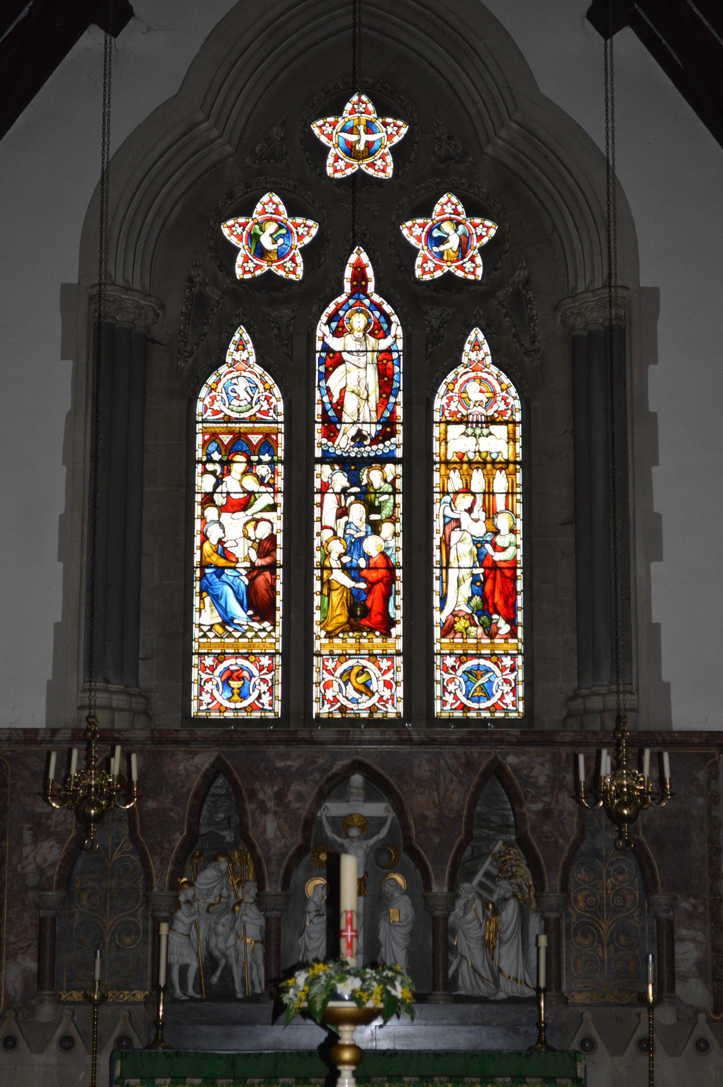 St Johns Altar Window