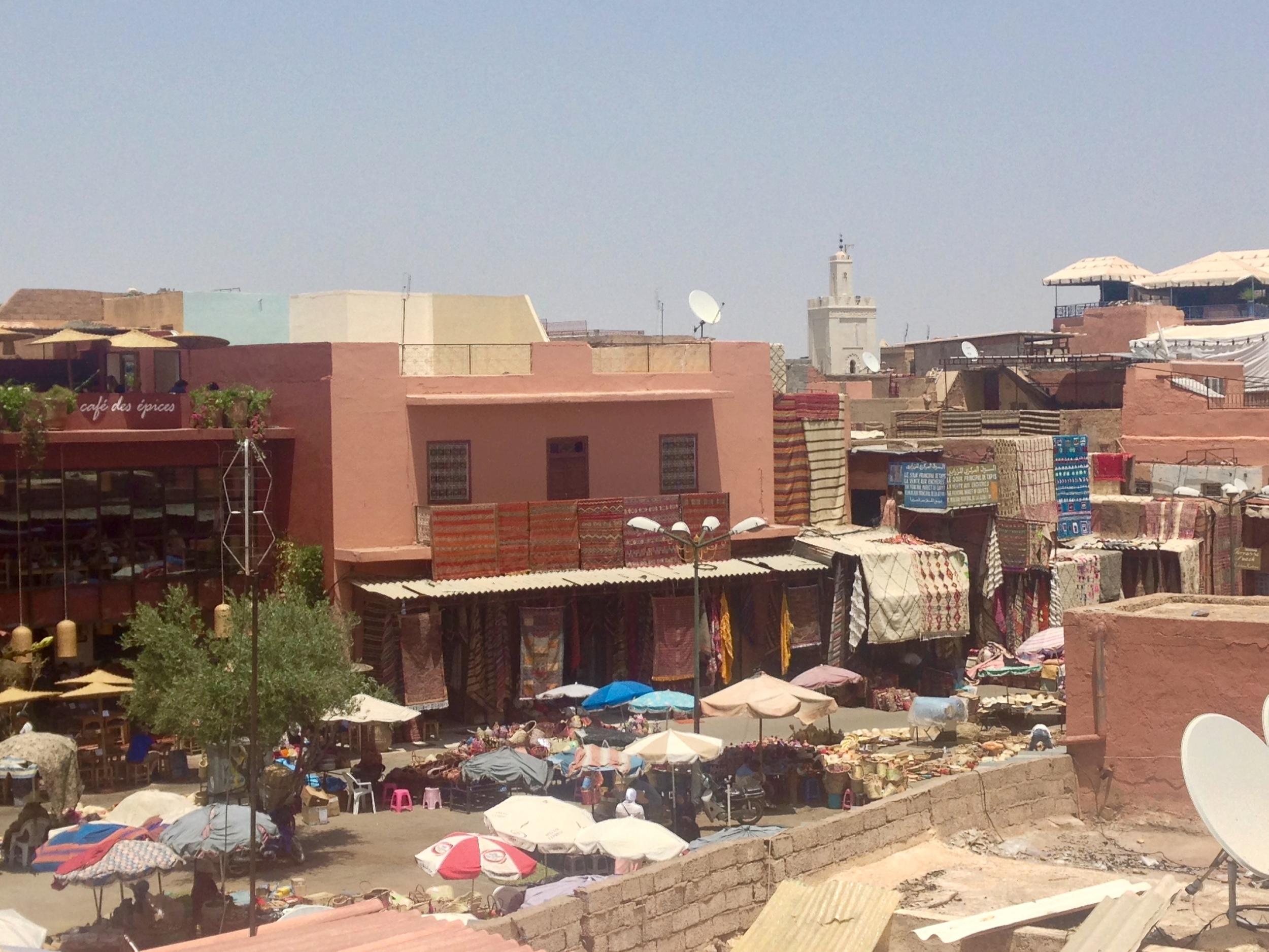 Jemaa el-Fna Marketplace