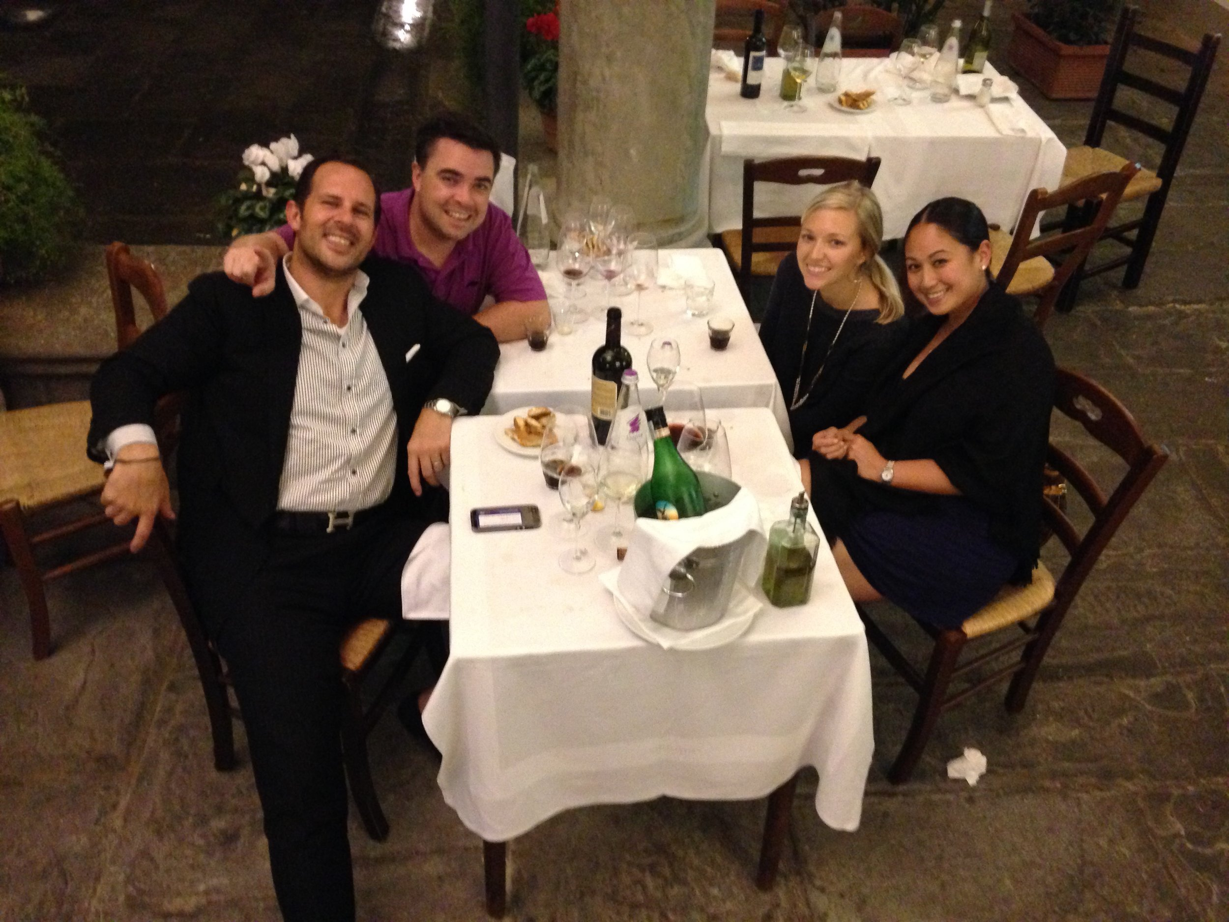 Family Style at Il Latini