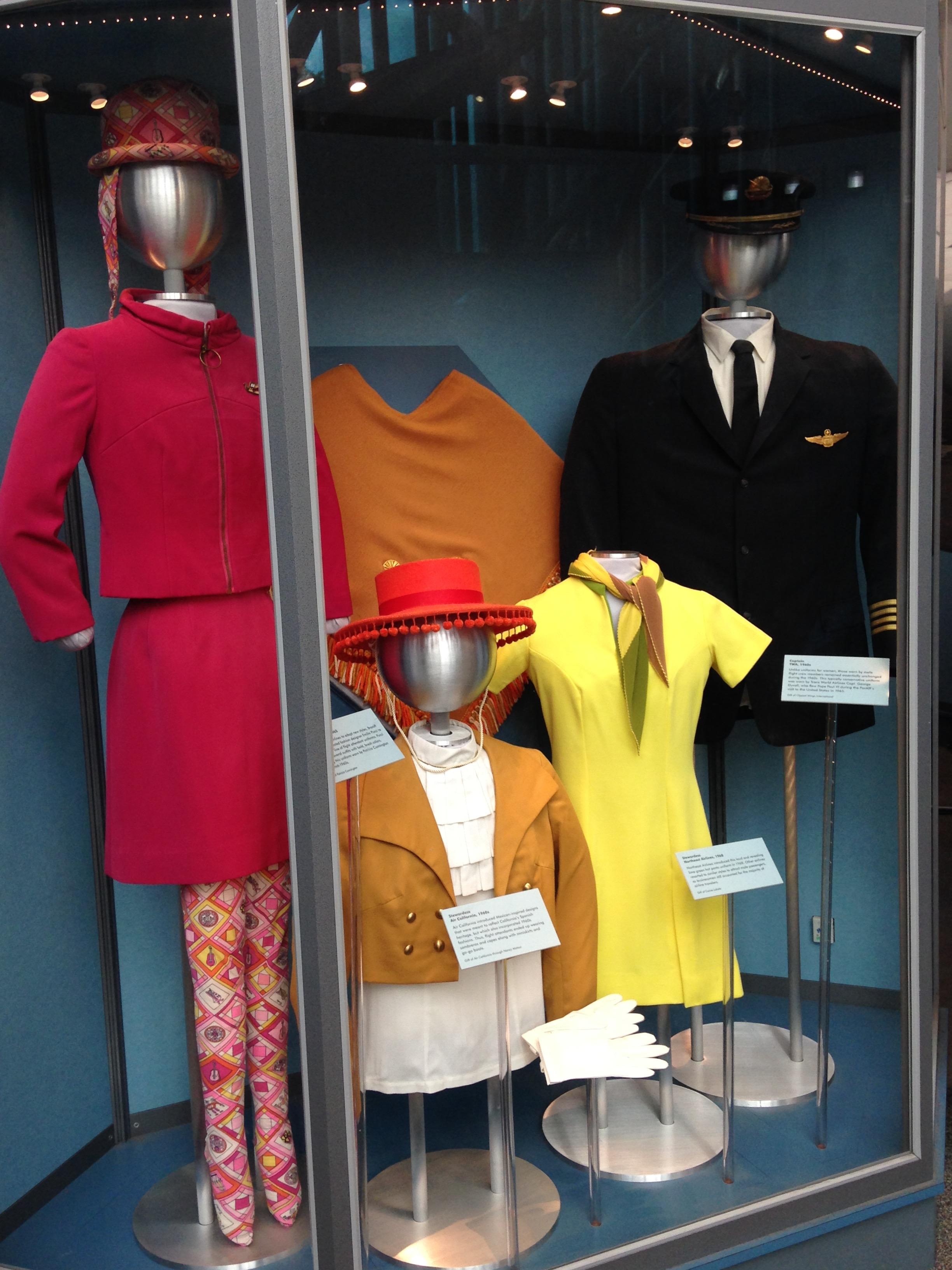 stewardess uniforms