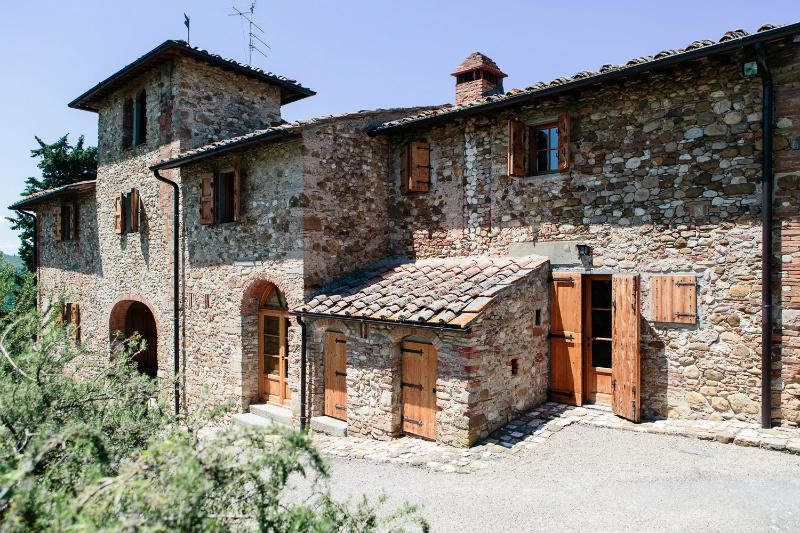 Villa il Poggio, Castello di Bibbione