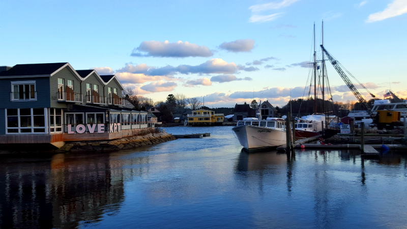 The marina....Love KPT <3