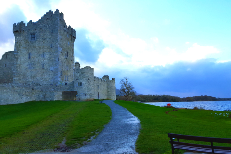 Ross Castle grounds
