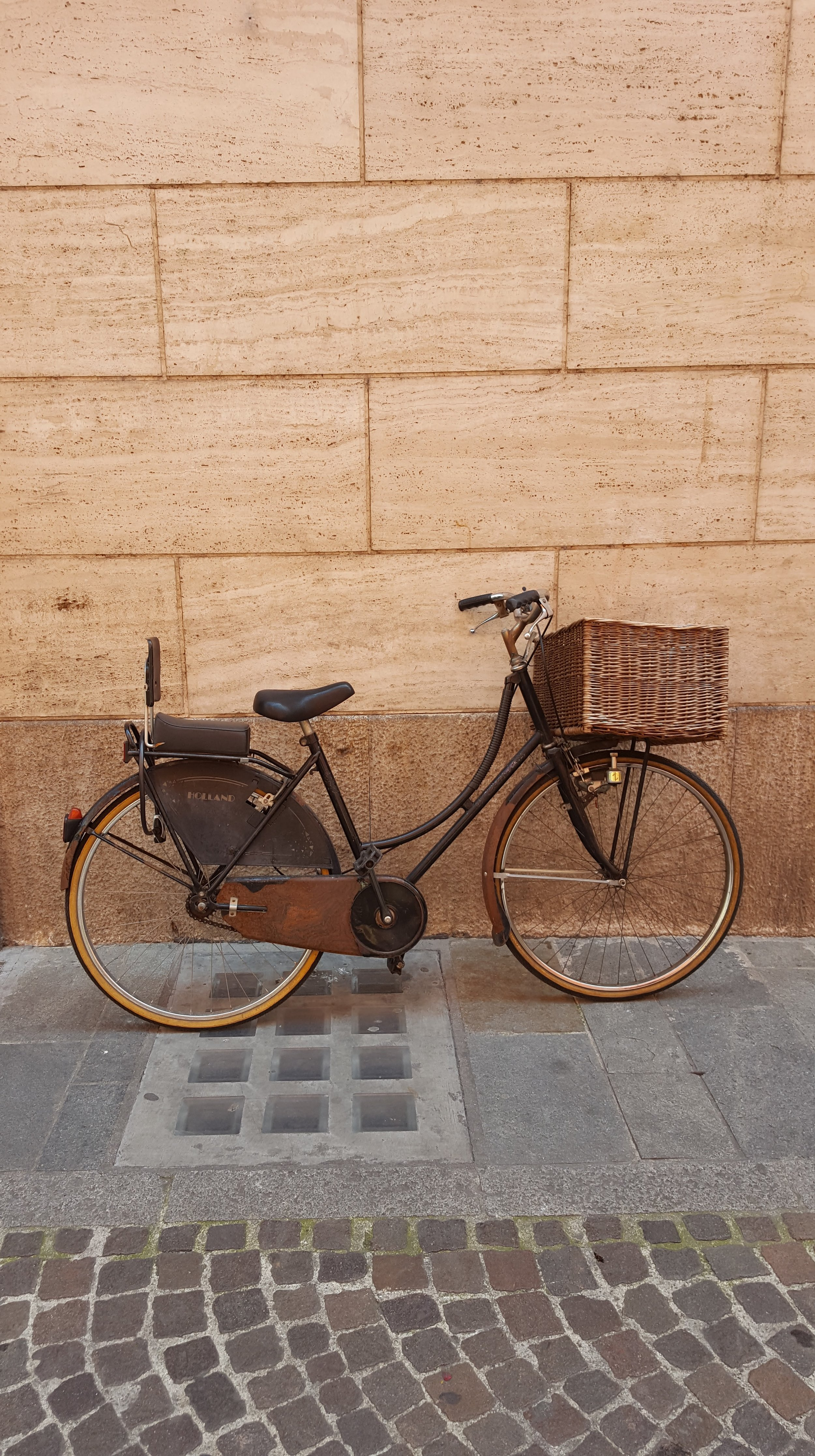 Bici everywhere in Parma!