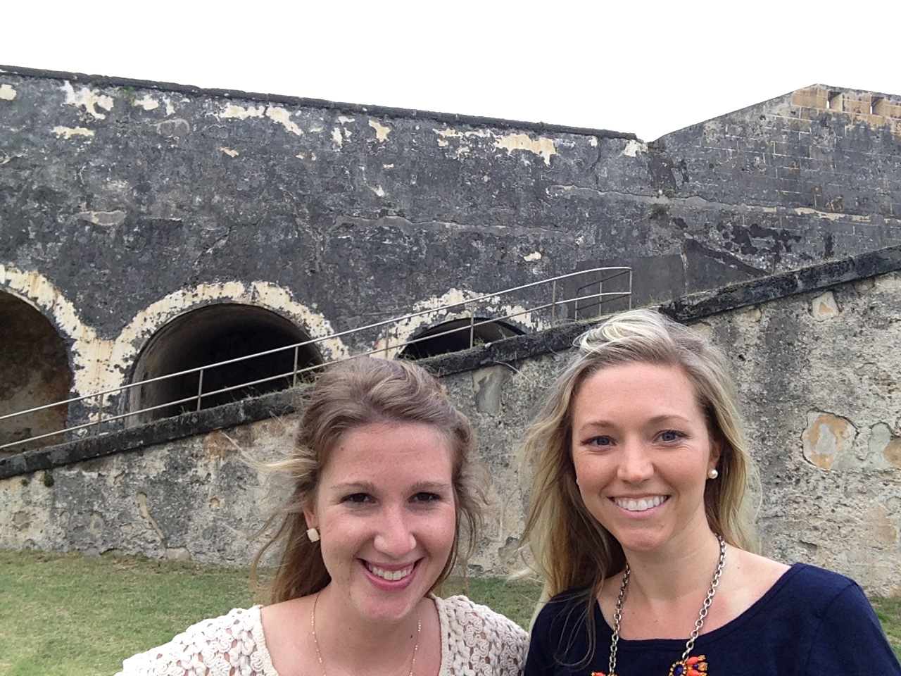 Hola from Old San Juan!