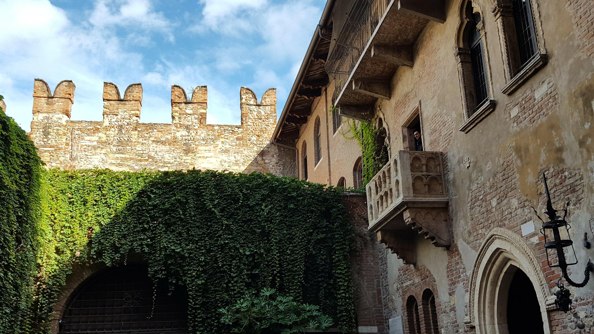 Romeo, Romeo! O where art thou Romeo?