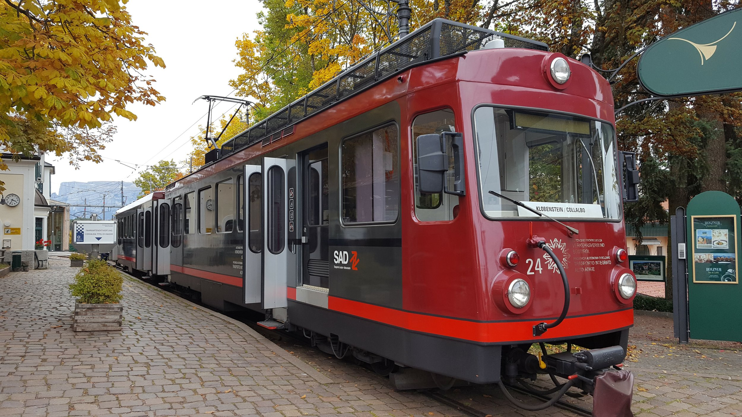 The Renon Railway