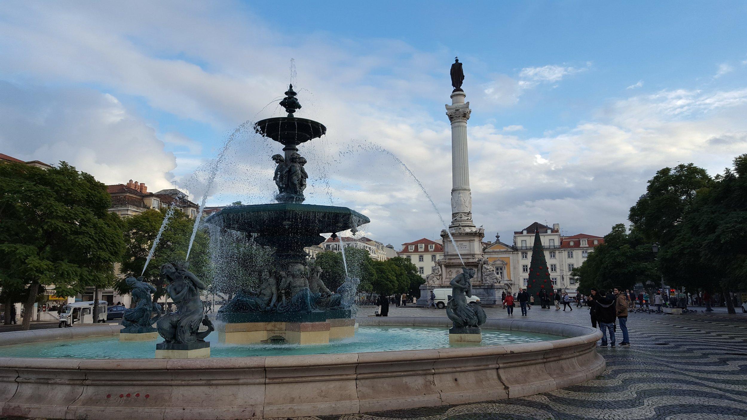 Praça Rossio