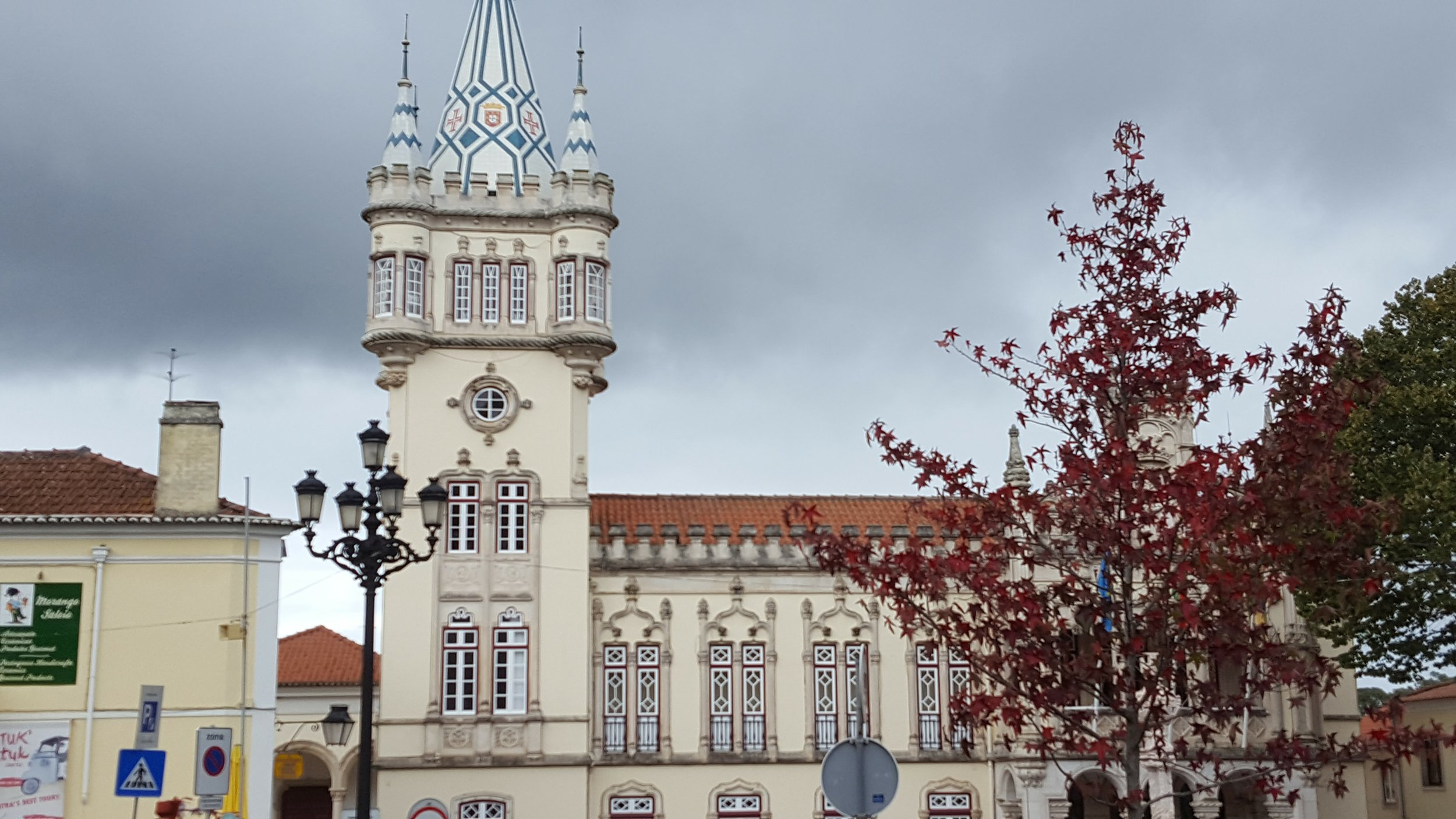 City Hall of Sintra