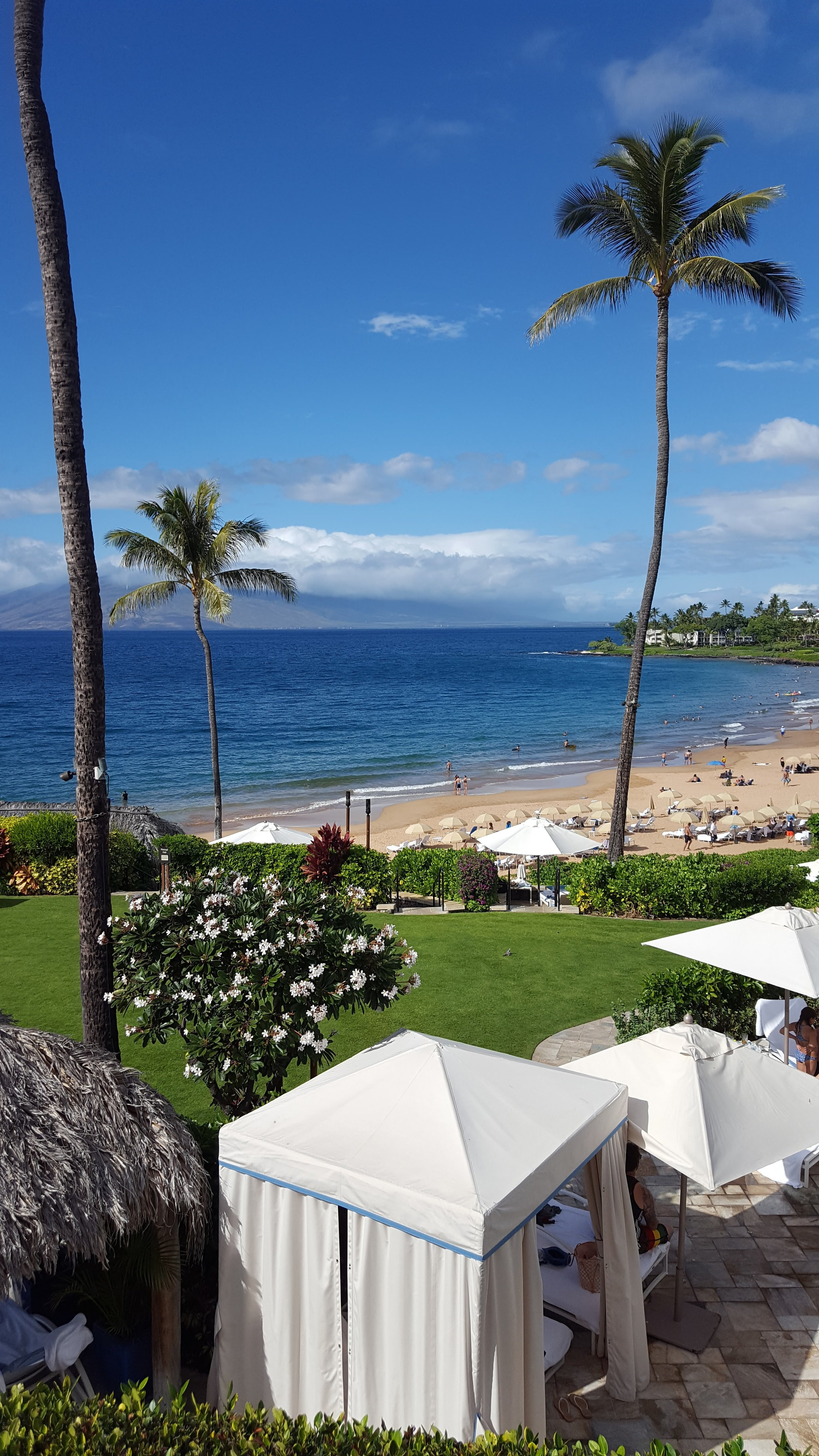 Wailea Beach at Four Seasons