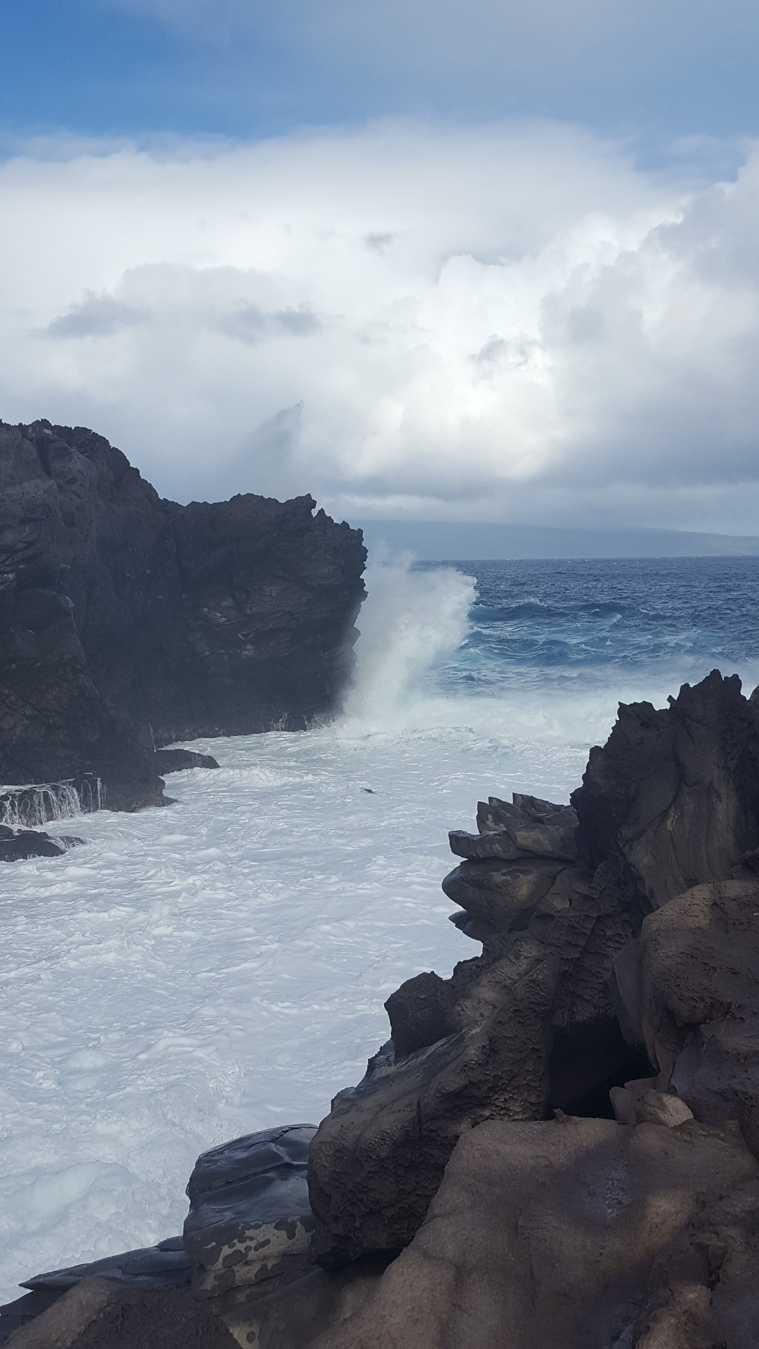 Dragon's Teeth in Kapalua