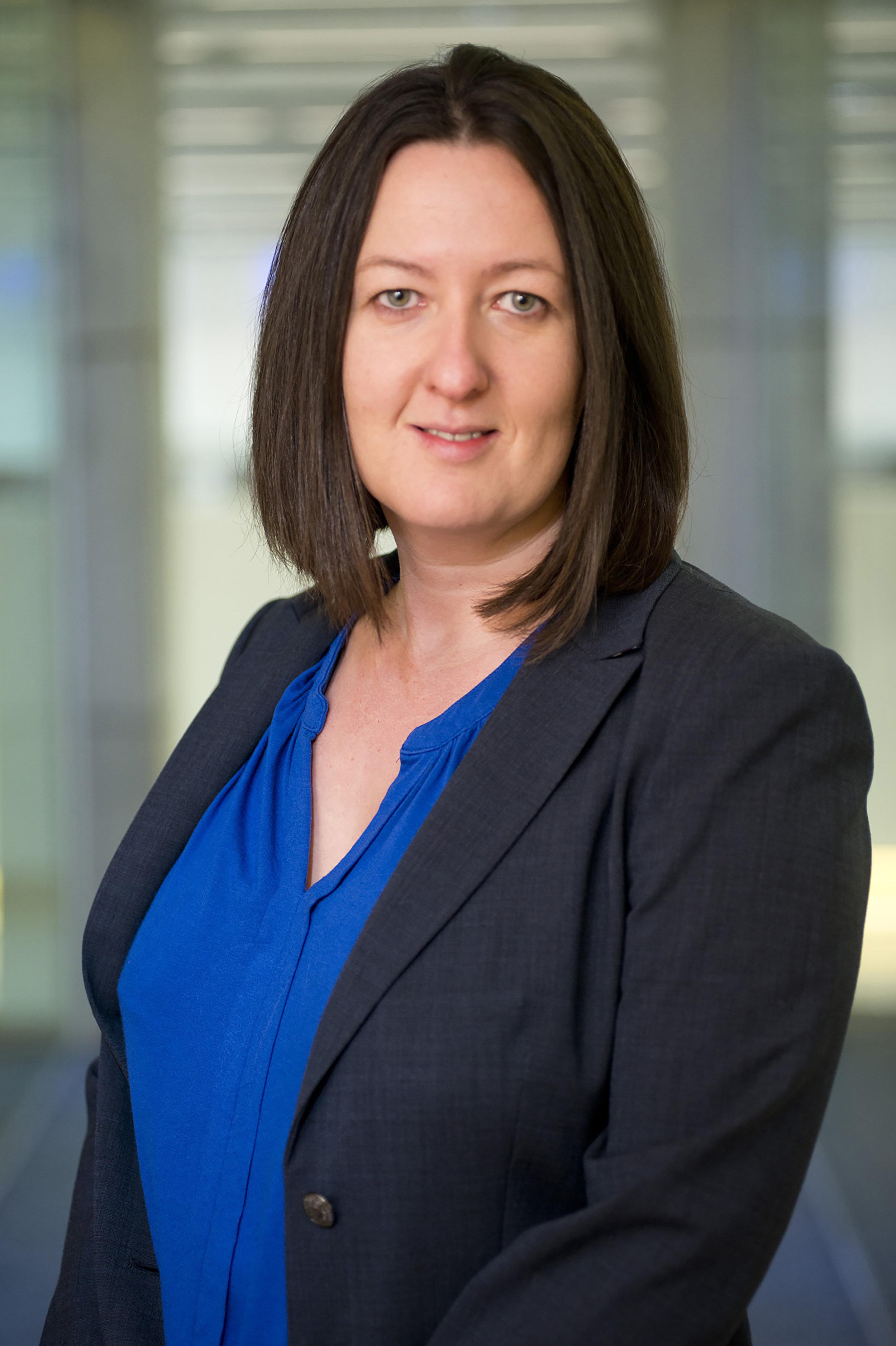 Emma Allsopp Finance Director