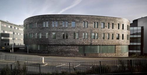Blackburn College STEMM Building