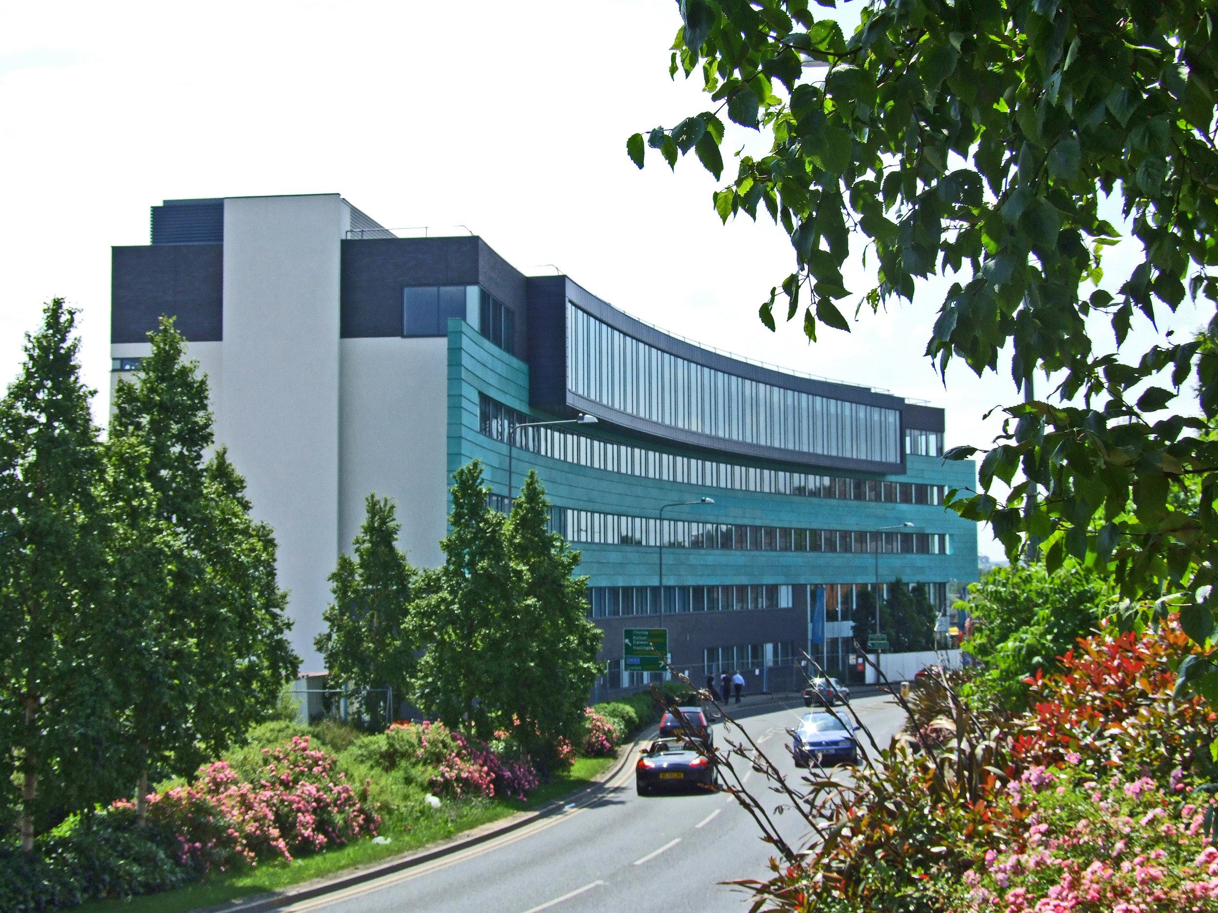 Blackburn HE Facility College