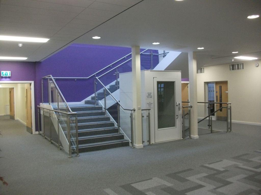 The Blue Coat School, Oldham