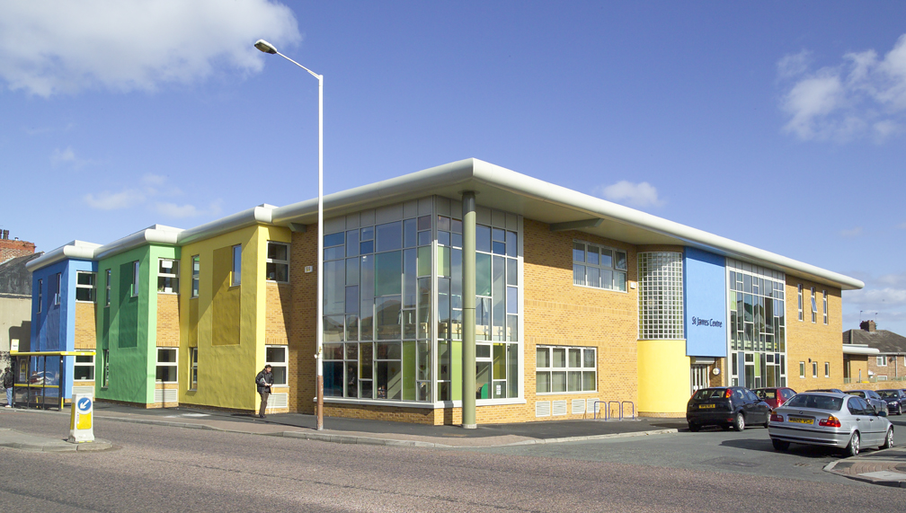 St James Centre, Birkenhead