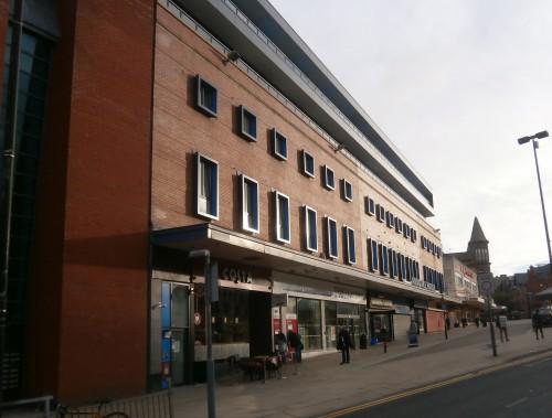 Student Accommodation: Arndale, Liverpool