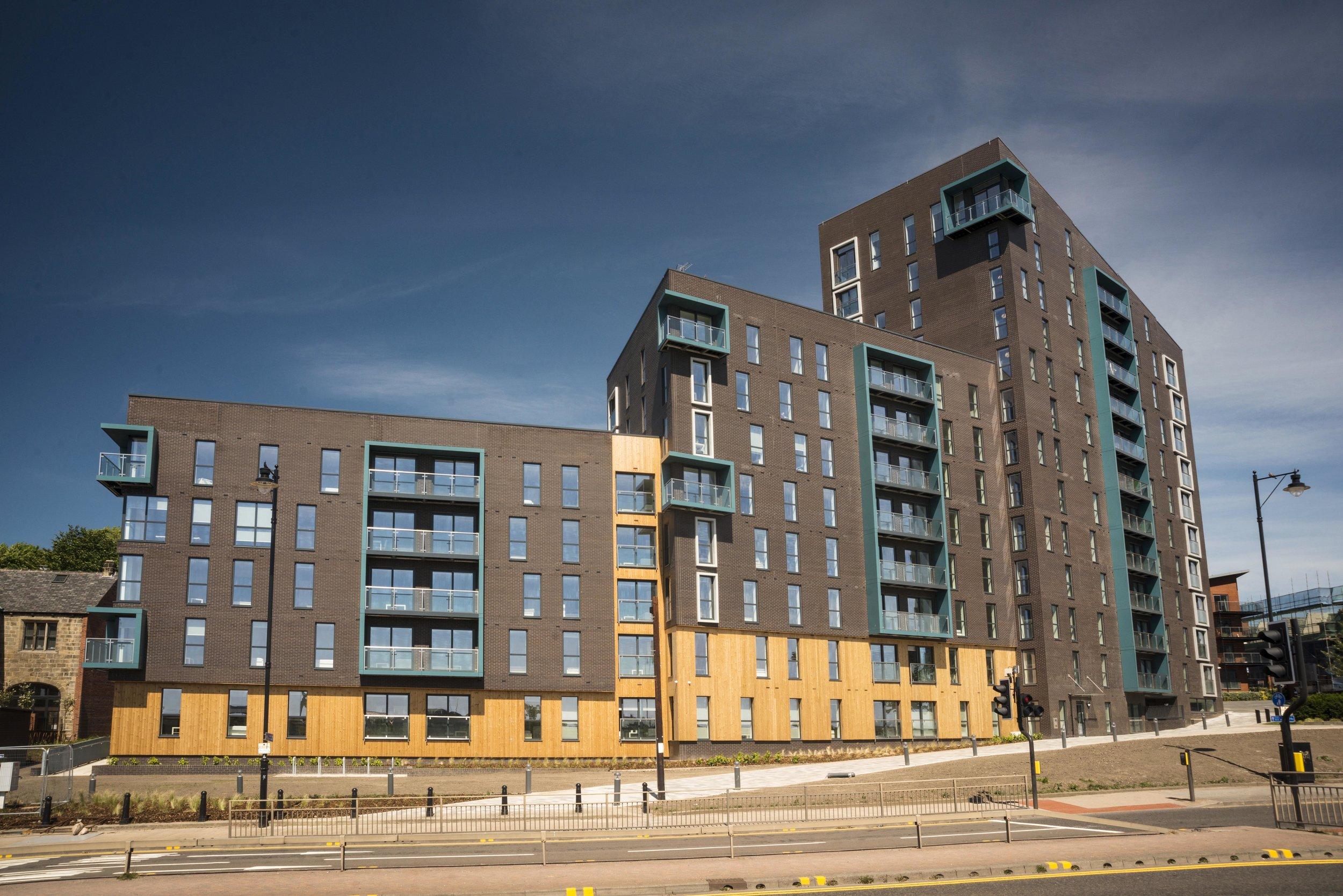 Apartments: X1 Aire, Leeds