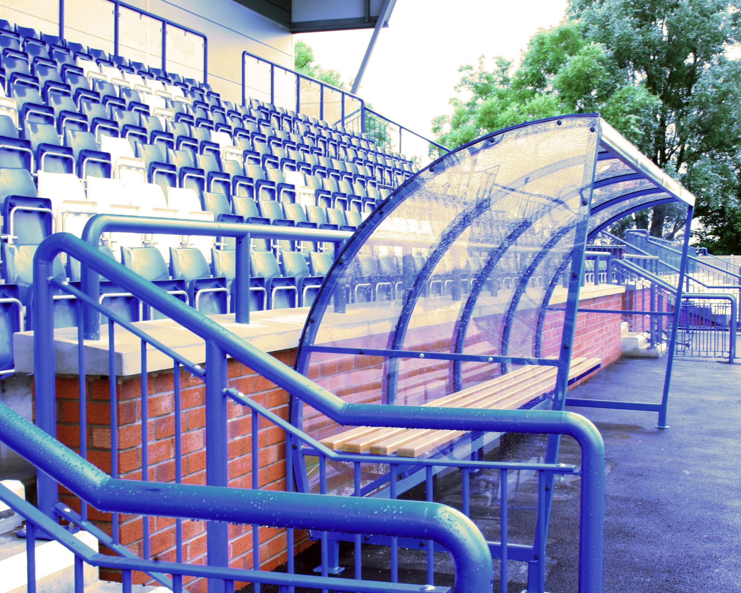 Curzon Football Stadium, Ashton-Under-Lyne