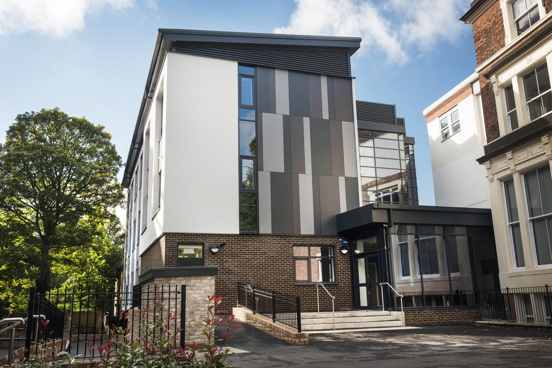 Bellerive College, Liverpool