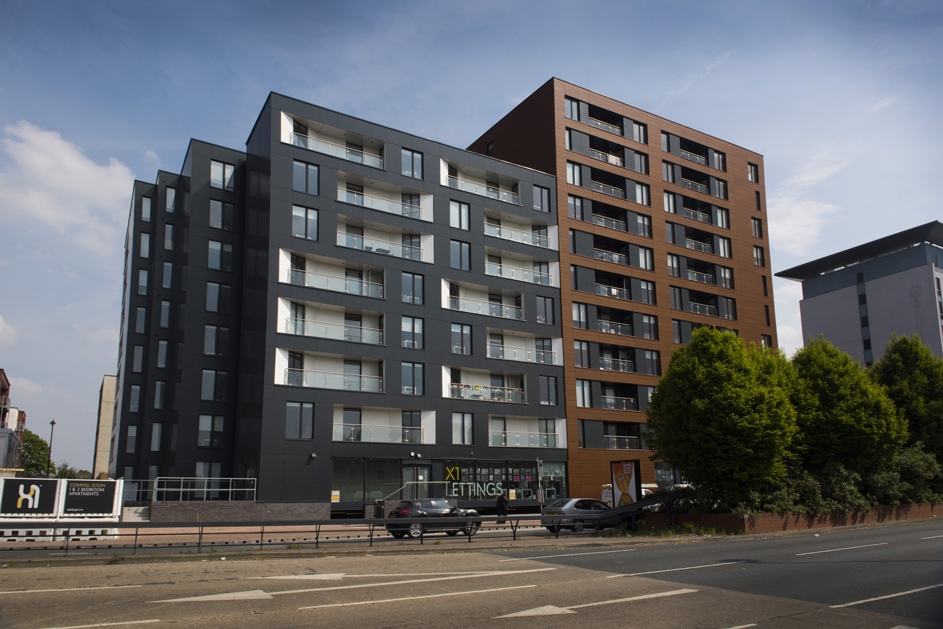 Apartments: The Exchange, Salford