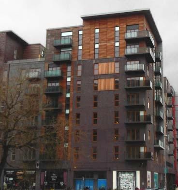 Apartments: The Rock, Bury