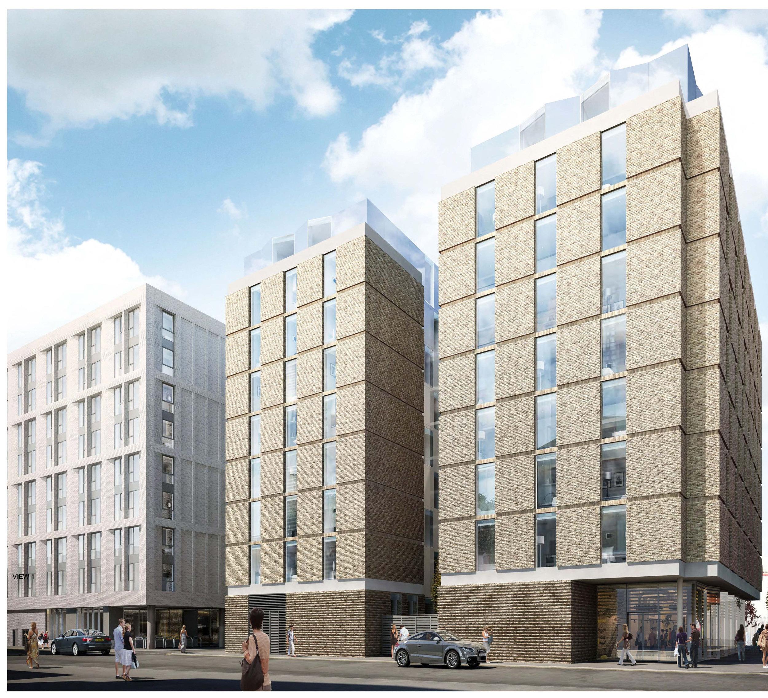 Staycity Aparthotel, Manchester